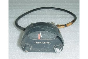 C70305, C-70305, Vintage Aircraft Speed Control Indicator