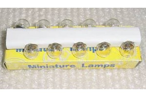 E-1251, 1251, Lot of Aircraft Miniature Light Bulbs / Lamps