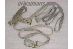 Ratchet type Aircraft Tie Down Cargo Strap