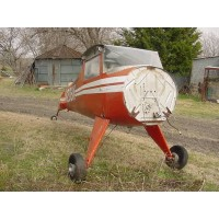 1946 Luscombe 8A project Aircraft