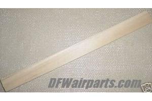"Aircraft Balsa Wood Block, 36""plus long, 3"" wide, 2 3/8"" tall"