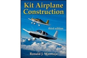 9780071459730,, Kit Airplane Construction Book by Ron Wanttaja