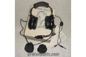 810.50, 81050, Nos Aviation Acoustic Dynamics Pilot Headset